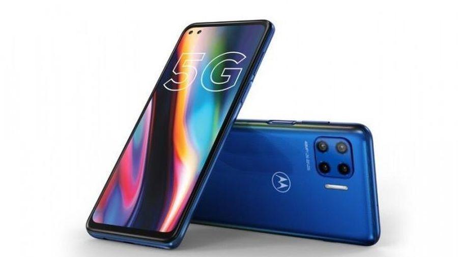Motorola trình làng smartphone 5G giá cả phải chăng nhất: Moto G 5G Plus