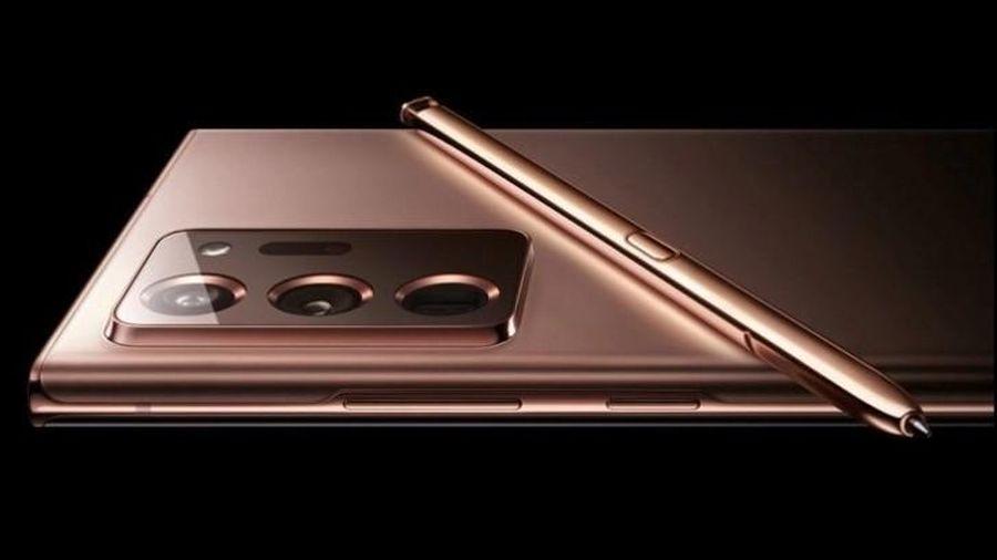 Bút S-Pen trên Samsung Galaxy Note20 có tính năng như con trỏ máy tính