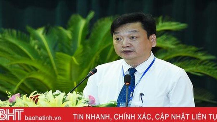 4 'tư lệnh' ngành trả lời chất vấn tại Kỳ họp thứ 15 HĐND tỉnh Hà Tĩnh