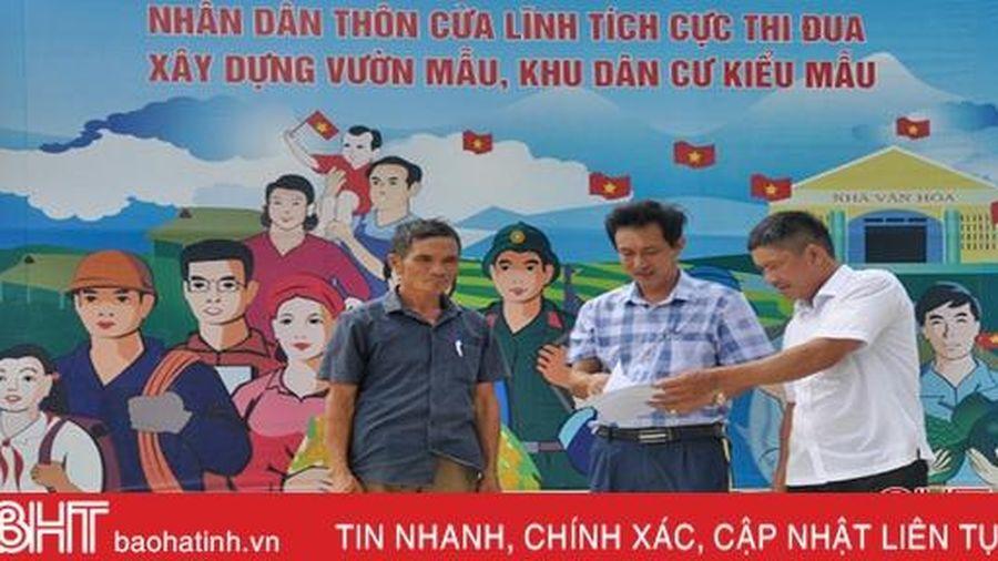 Huyện miền núi Hà Tĩnh có 5/10 xã thực hiện mô hình bí thư đảng ủy đồng thời là chủ tịch UBND