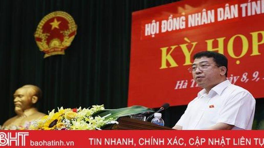Giám đốc Sở KH&ĐT làm rõ tăng trưởng kinh tế Hà Tĩnh thấp nhất khu vực