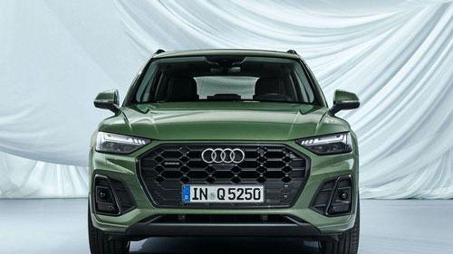 Khám phá Audi Q5 2021 vừa ra mắt, đổi thiết kế và thêm công nghệ