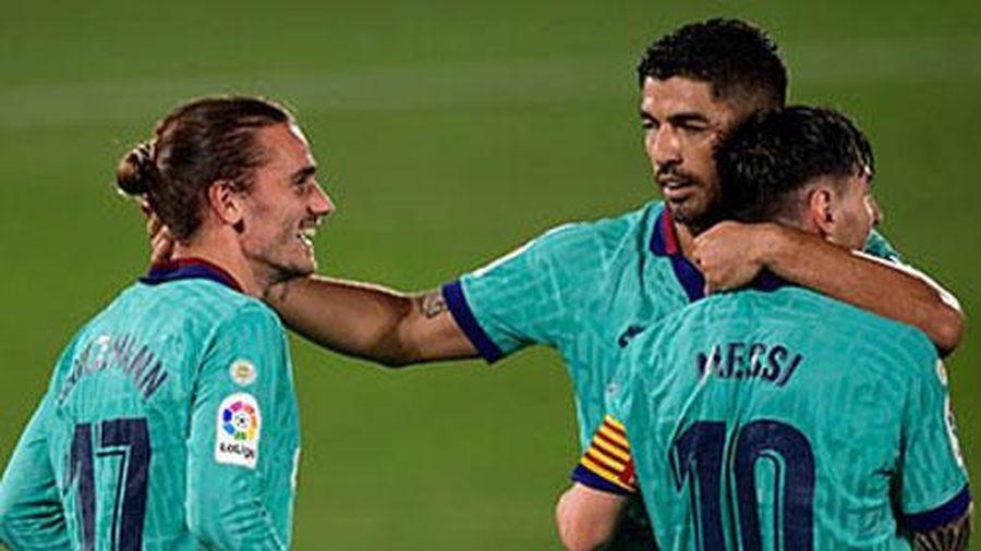 Griezmann được đưa vào nhóm cầu thủ Barca không bị bán