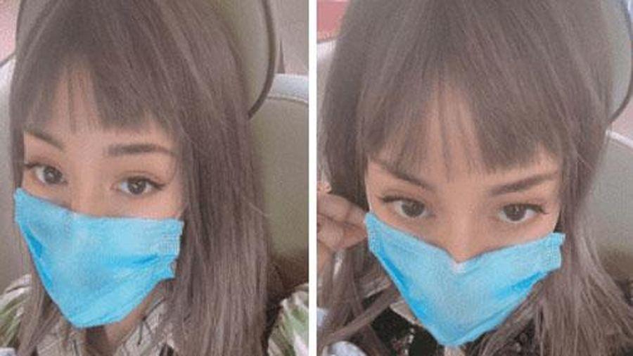 Địch Lệ Nhiệt Ba hack tuổi khi cắt tóc mái, dân tình chỉ dán mắt vào điểm này trên gương mặt cô