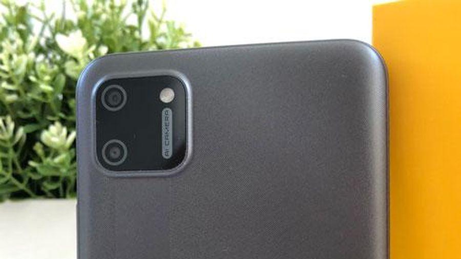 Realme C11 với chip với khả năng chống nước, pin 5.000 mAh, giá hơn 2,69 triệu tại Việt Nam