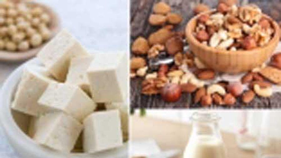 Top những thực phẩm chay giàu protein số 1, cực tốt cho sức khỏe