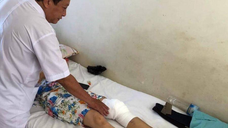 Khánh Hòa: Liên tiếp ca bệnh nguy kịch, biến chứng vì đắp lá lên vết thương