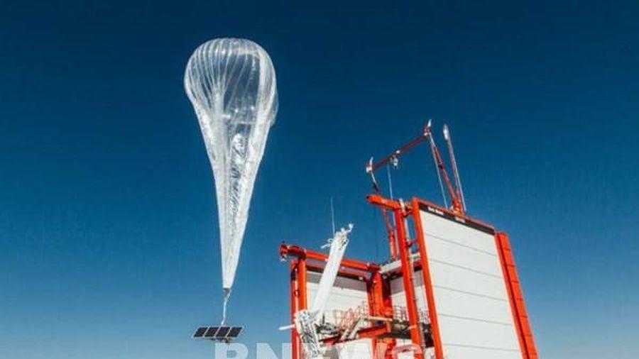 Quốc gia đầu tiên trên thế giới có trạm phát sóng Internet 'đặt trên bầu trời'