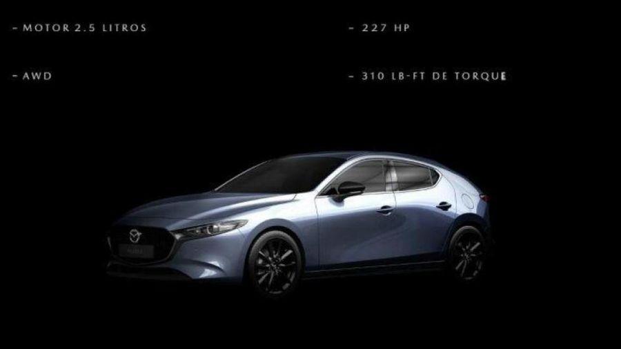 Mazda 3 2021 ra mắt tại Mỹ, sử dụng động cơ tăng áp 2.5 Turbo