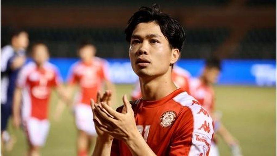 CLB TP.HCM - Than Quảng Ninh: Cơ hội để Công Phượng tiếp tục tỏa sáng