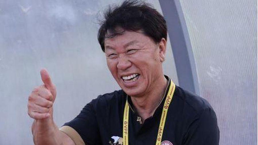 HLV Chung Hae-seong sử dụng 'người không phổi' ở vòng 9 V.League?