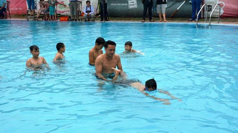 Yên Bái: Tăng cường các biện pháp phòng, chống đuối nước cho trẻ em dịp hè