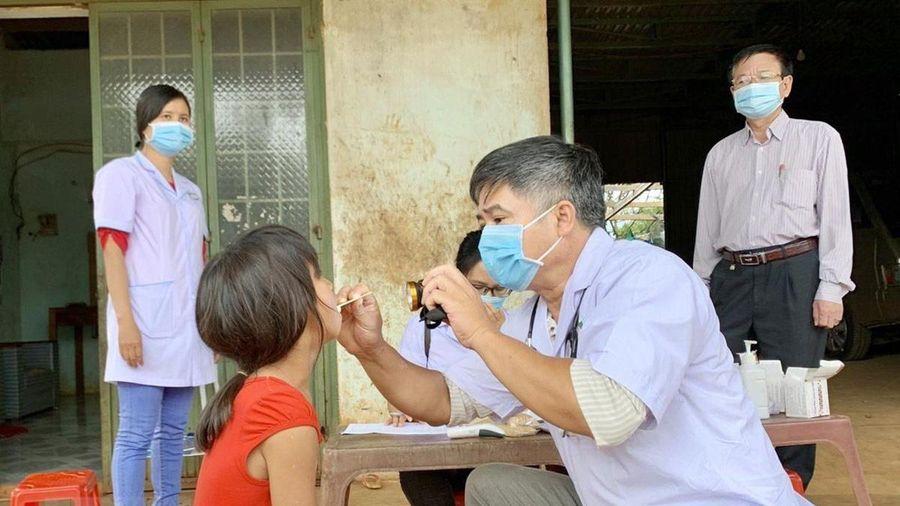 Tăng cường công tác phòng, chống bệnh bạch hầu trong trường học
