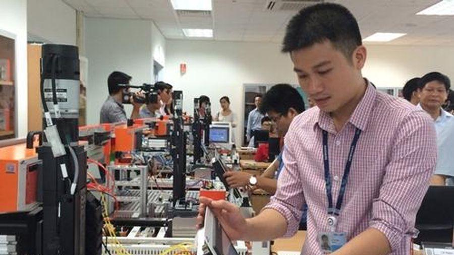 Sắp diễn ra lễ khai mạc Dự án hợp tác đào tạo nhân lực khuôn mẫu Việt Nam do Bộ Công Thương và Samsung Việt Nam phối hợp thực hiện