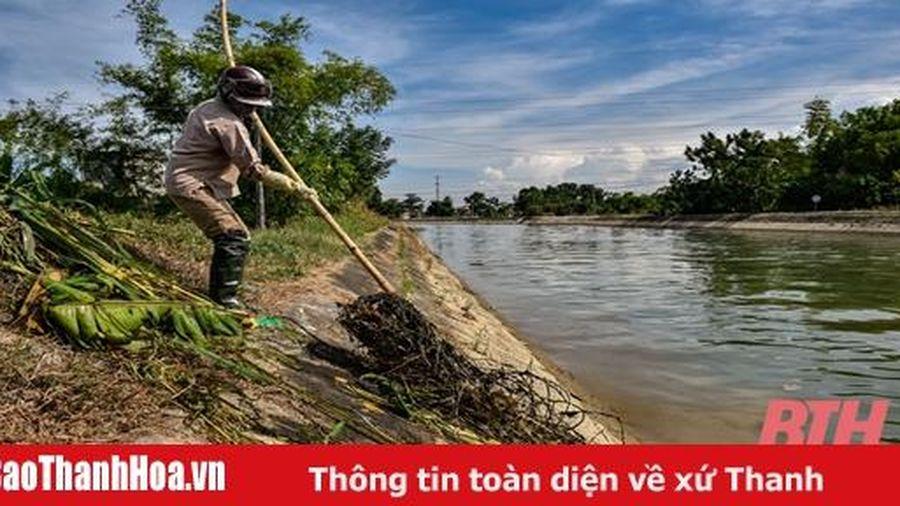Cần nâng cao ý thức bảo vệ nguồn nước thô trên hệ thống kênh Bắc