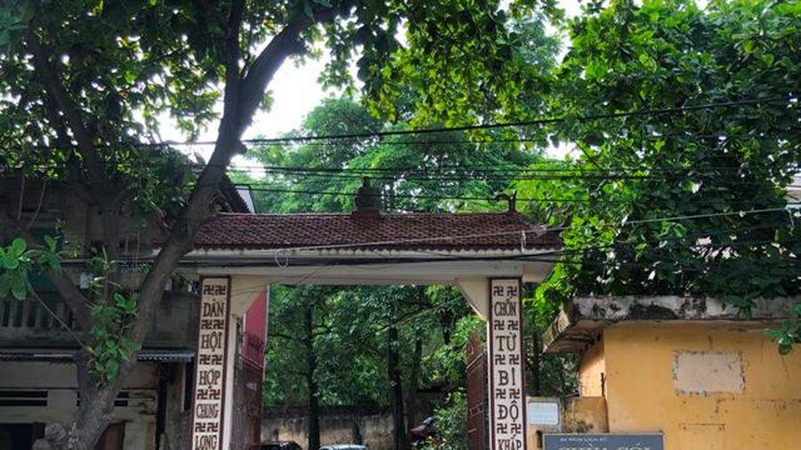 Vĩnh Phúc: Chùa Cói di sản văn hóa và điển tích xây tháp gắn với Quận Hẻo