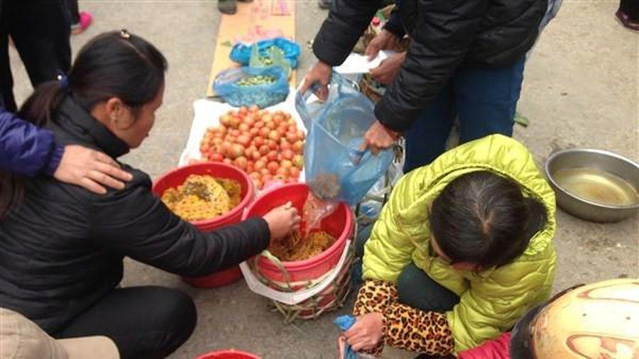 Mật ong rừng Cao Bằng