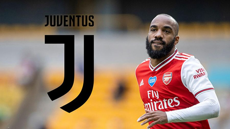 Juventus đàm phán chiêu mộ Lacazette