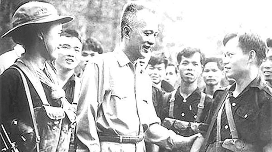 Nguyễn Hữu Thọ: Một trí thức yêu nước vĩ đại