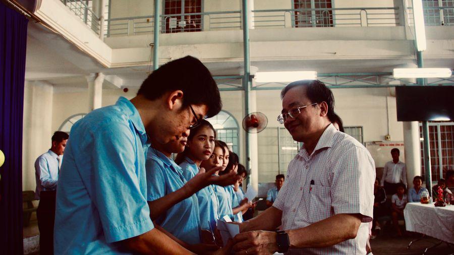 Trung tâm Phục hồi chức năng - Giáo dục trẻ em khuyết tật tỉnh Khánh Hòa: Khen thưởng 132 em học sinh