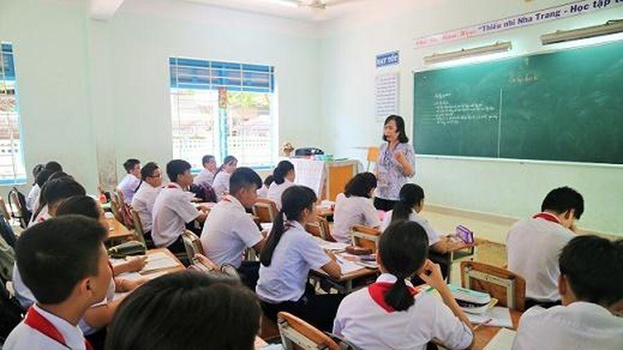 Đẩy mạnh tuyên truyền pháp luật cho học sinh