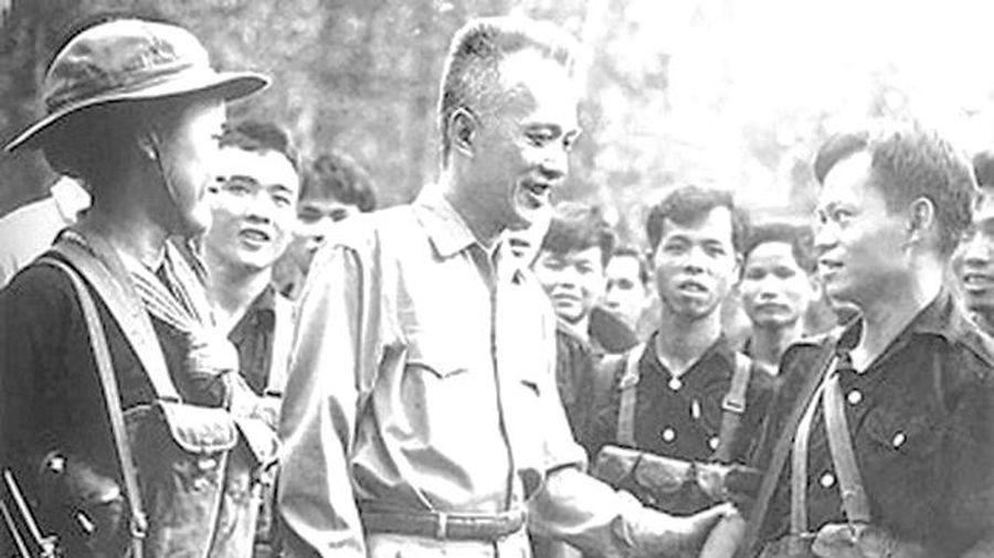 Kỷ niệm 110 năm Ngày sinh đồng chí Nguyễn Hữu Thọ (10-7-1910 - 10-7-2020) Người đảng viên cộng sản kiên trung
