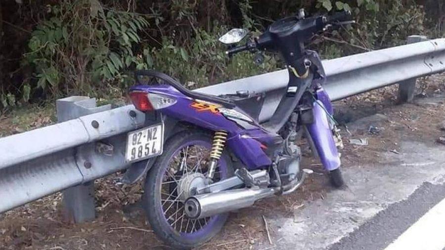 Đà Nẵng: Tai nạn trên đèo Hải Vân, 1 người tử vong, 1 người nguy kịch