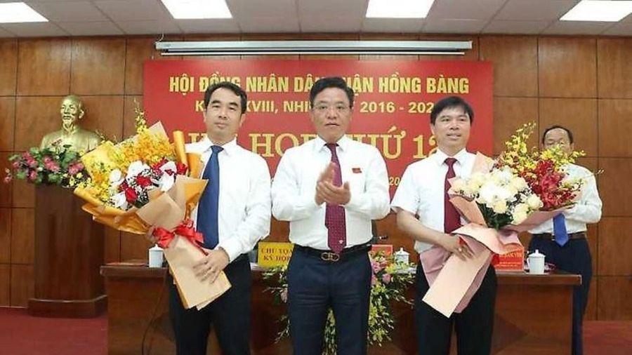 Hải Phòng: Quận Hồng Bàng có tân Chủ tịch UBND