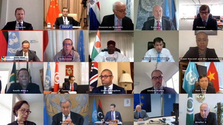 Việt Nam kêu gọi thúc đẩy triển khai cam kết Hội nghị Berlin về Libya