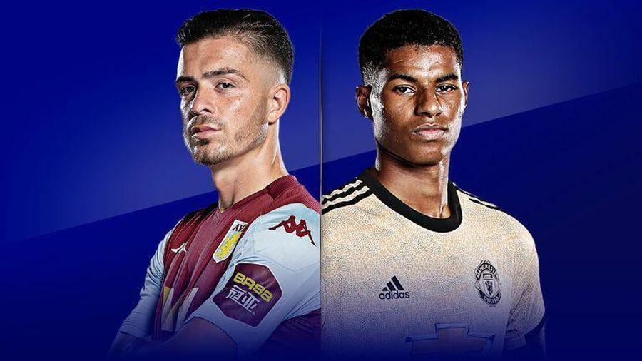 Aston Villa - MU: Phả hơi nóng vào gáy Leicester