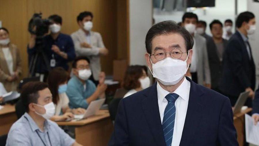 Cảnh sát bác bỏ thông tin phát hiện ra thi thể của Thị trưởng Seoul