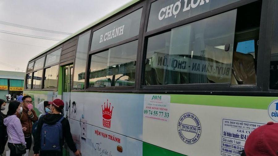 TP.HCM có ứng dụng tìm đường đi bằng xe buýt