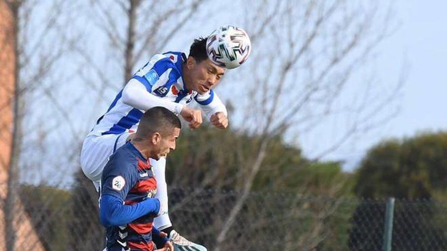 Văn Hậu chính thức về Việt Nam đấu V-League
