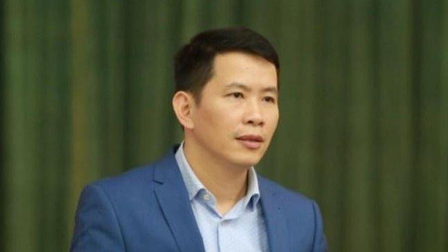 Ông Phạm Tuấn Long làm Chủ tịch UBND quận Hoàn Kiếm