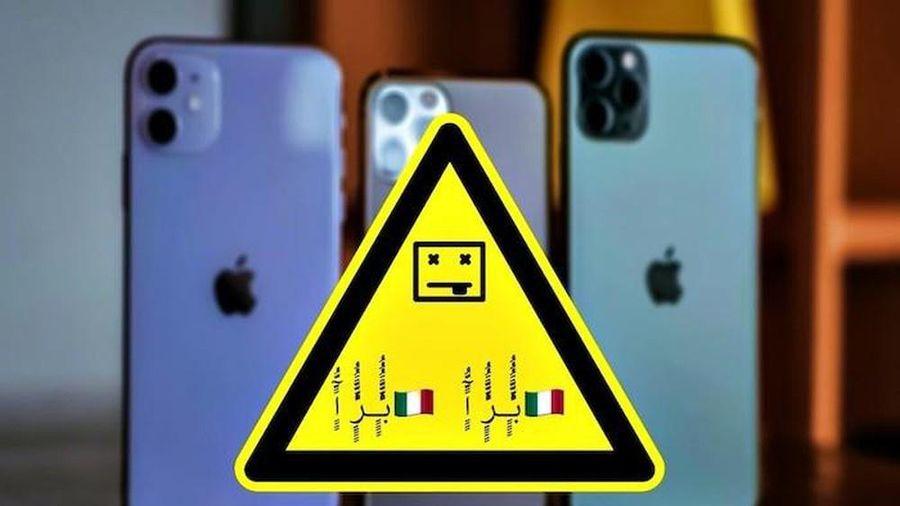 Những tin nhắn hoặc bức ảnh có thể làm sập nguồn điện thoại