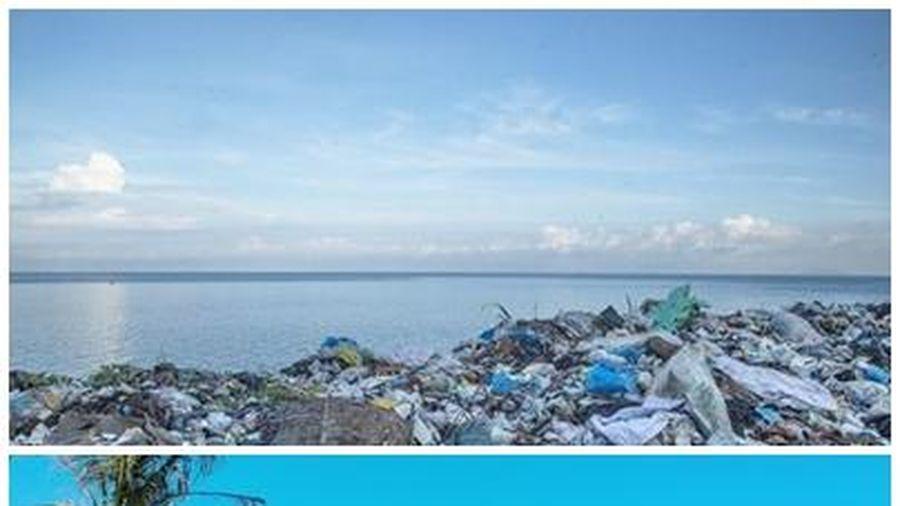 Các địa phương tăng cường quản lý rác thải nhựa đại dương