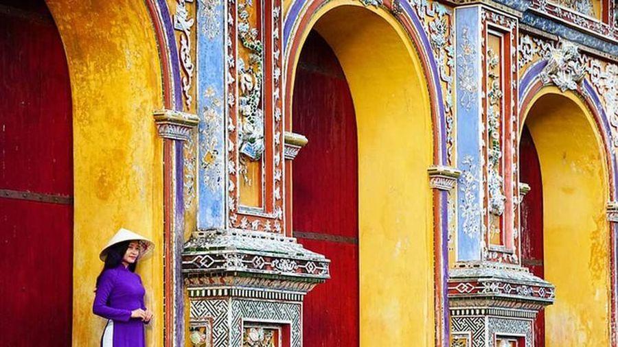 Ngai vàng nhà Nguyễn đặt ở đâu trong Đại nội Huế?