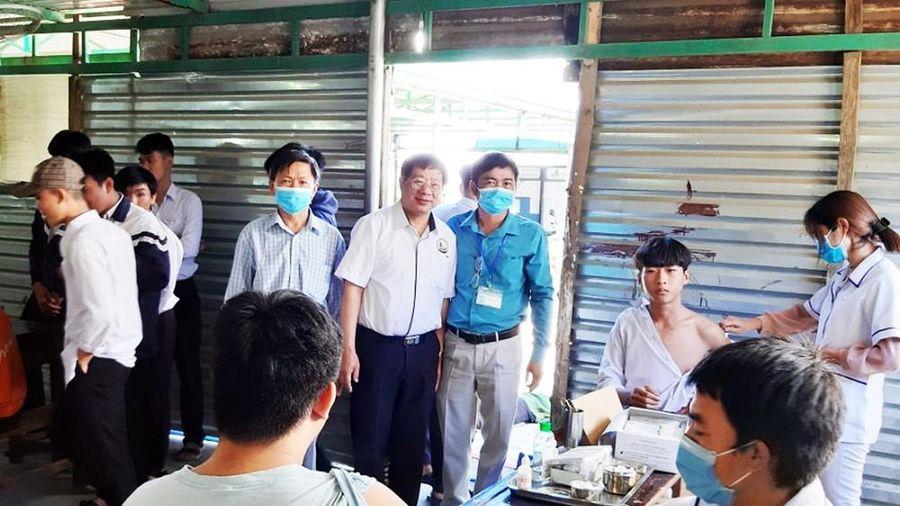 Lâm Đồng cấp tốc phòng bệnh bạch hầu ở vùng giáp ranh 'tâm dịch' Đắk Nông