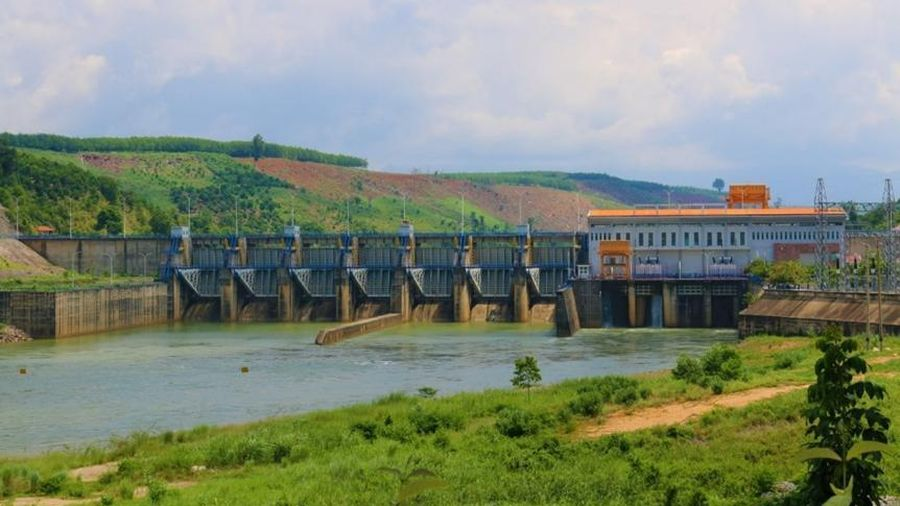 Nhà máy thủy điện Sê San 3 chủ động ứng phó thiên tai mùa mưa bão