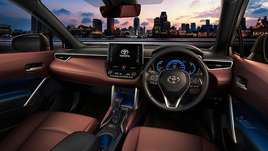 Khởi điểm 730 triệu tại Thái Lan, về đến Việt Nam Toyota Corolla Cross có giá bao nhiêu?