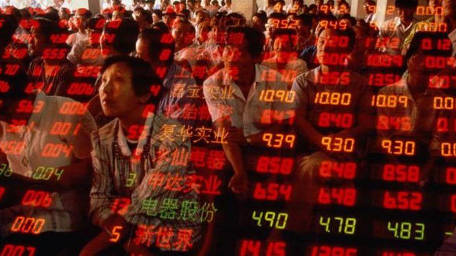 Quỹ đầu tư nhà nước và quỹ ngoại tại Trung Quốc bán mạnh cổ phiếu