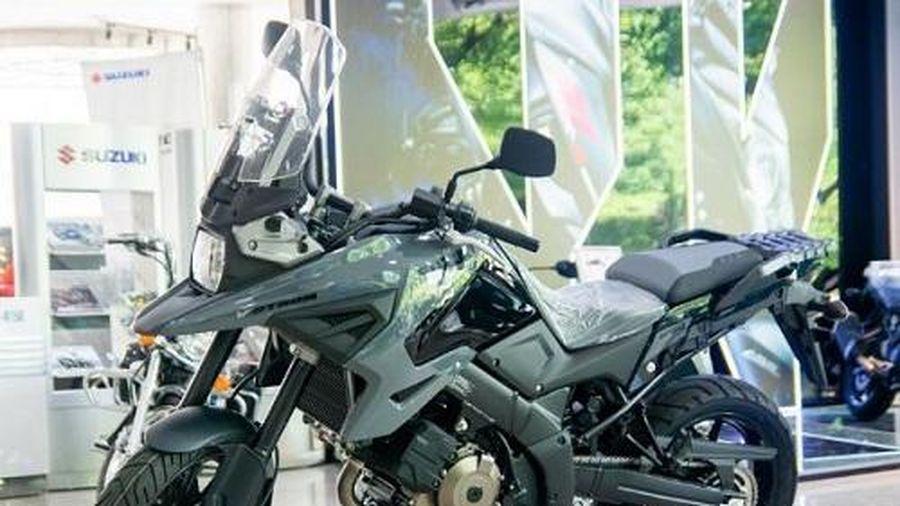 'Xế phượt' Suzuki V-Strom 1050 2020 về Việt Nam, giá từ 419 triệu đồng
