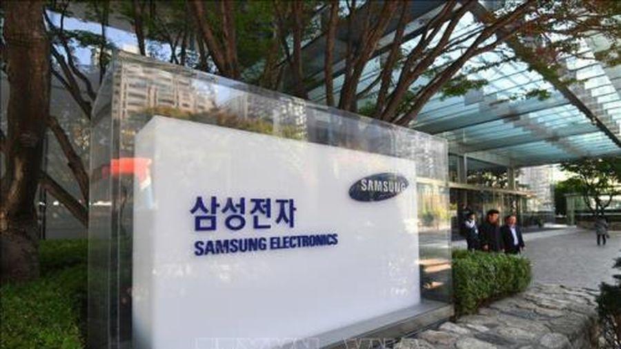 Samsung tiếp tục được bình chọn là thương hiệu hàng đầu châu Á