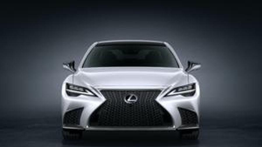 Lexus ra mắt LS 2021, cạnh tranh Mercedes-Benz S-Class