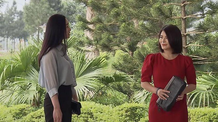 'Đừng bắt em phải quên' tập 24: Ngân cảnh cáo về lời nói của Linh