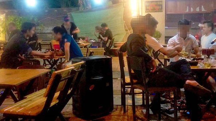 TP.HCM: Đề nghị chấm dứt hát karaoke bằng loa kéo