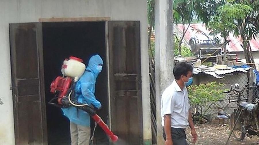 Lâm Đồng: Triển khai phòng bệnh bạch hầu ở vùng giáp ranh tỉnh Đắk Nông
