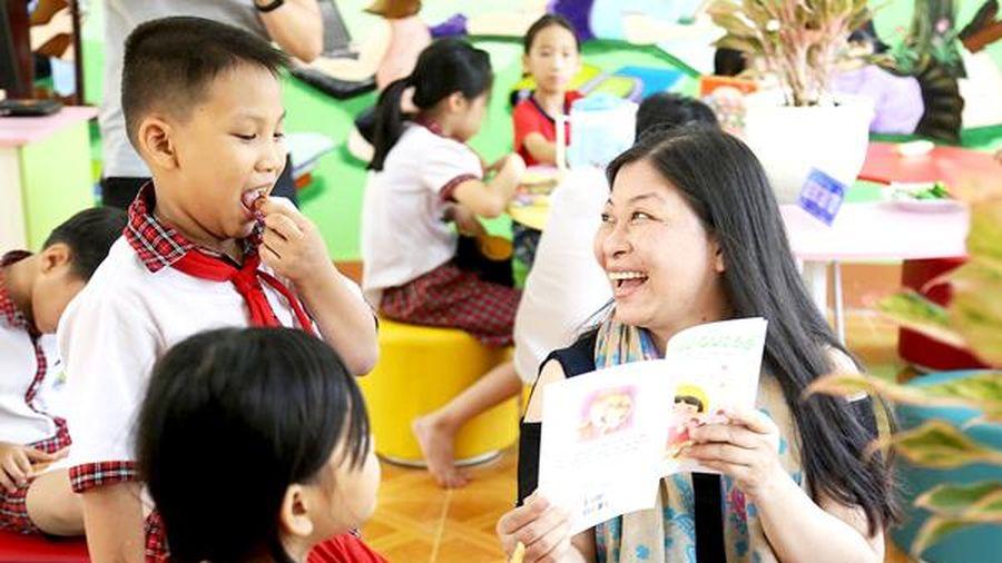 Chuyên gia Nguyễn Phi Vân hóa thân thành Nym - Tôi của tương lai