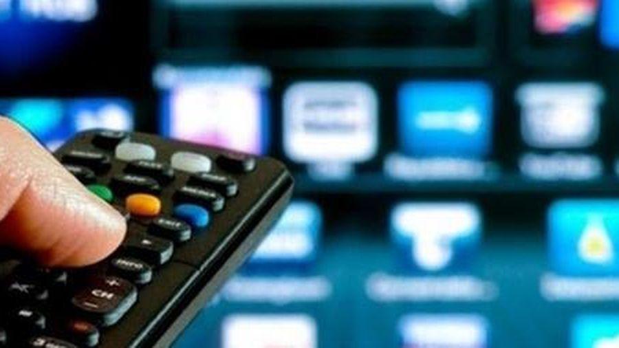 Cân nhắc việc đăng tải, phát sóng dịch vụ truyền hình xuyên biên giới