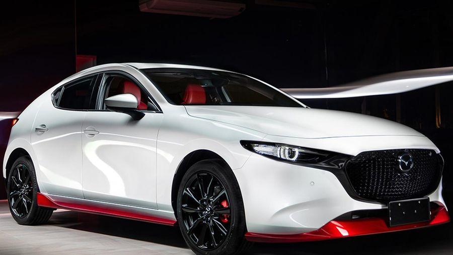 Mazda 3 ra mắt phiên bản kỷ niệm 100 năm
